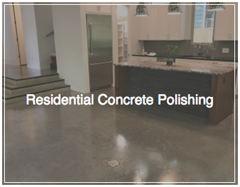 Residential Concrete Polishing