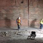 Commercial Floor Preparation