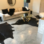 concrete polished floors residential