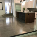 home polished concrete