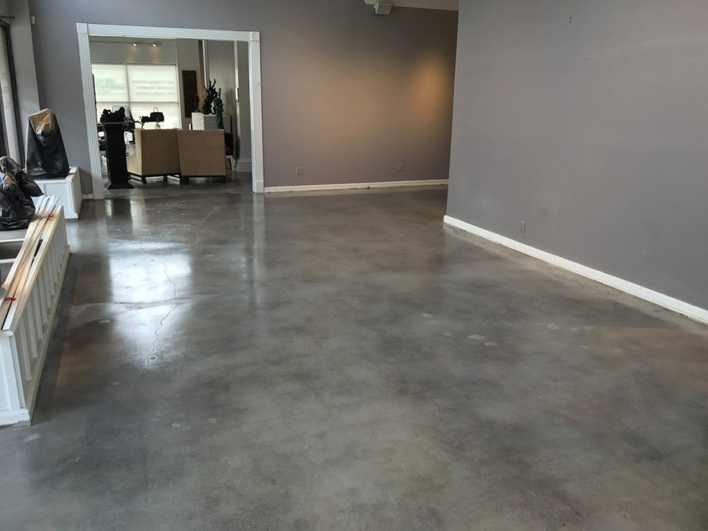 Residential Polished Concrete Floors – Andy's Polished